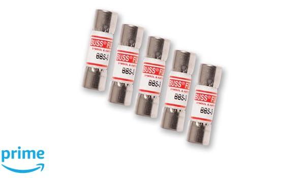 Fluke 892583 Digital Multimeter Fast Acting Replacement Fuse 600V AC Voltage,