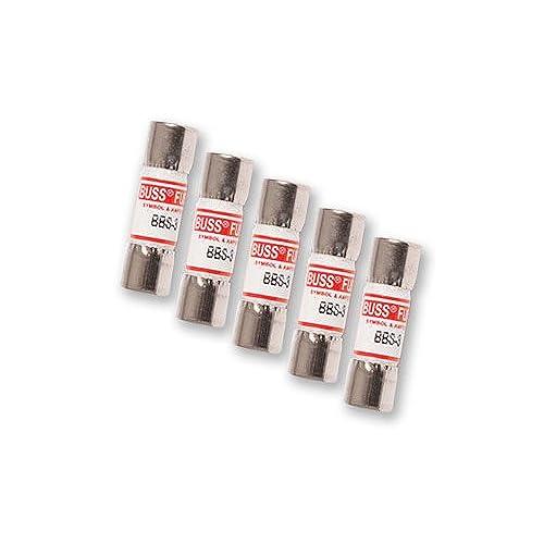 New Fluke 871202 Digital Multimeter Replacement Fuse, 600V AC Voltage, 3A AC Current (Pack of 5) hot sale