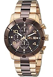 Invicta Men's 18049 Specialty Analog Display Japanese Quartz Two Tone Watch