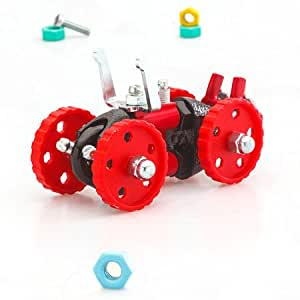 Fat Brain Toys OffBits - Red Vehicle