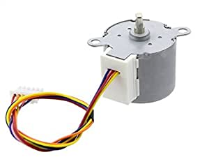 Small And Size High Torque 35Byj412-Stepper Motor