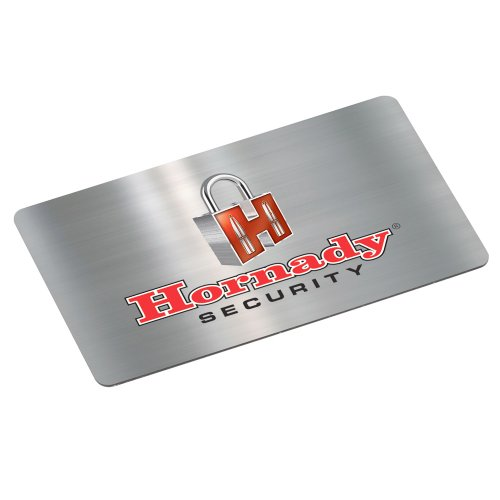 Hornady Security Rapid Gun Safe Card (Canyon Gun Safe compare prices)