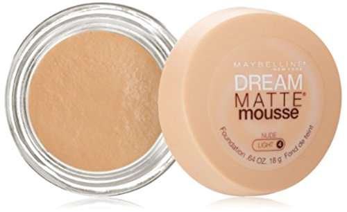 Maybelline Dream Matte Mousse Foundation - Nude - 2 pk