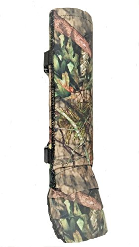 Leather Calf Top (Snake Guardz Mossy Oak Break Up Country (MOBU) X-Large)