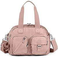 Kipling Defea Cross Body Bag (Rose Gold Metallic)