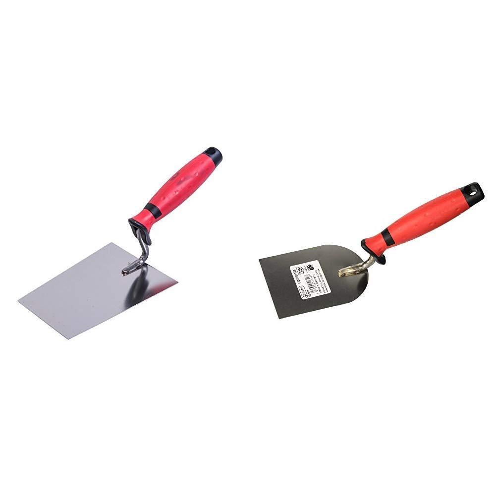 rostfrei Breite 60 mm 2-Komponenten-Griff Connex COX781136 Stukkateurspachtel