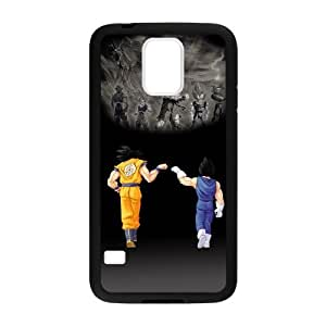 CTSLR Dragon Ball Z Hard Case Cover Skin for Samsung Galaxy S5-1 Pack -3 by supermalls