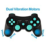 PS3 Controller Wireless,Dual Vibration PS3 Game
