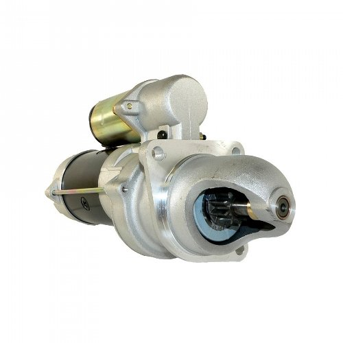 6800-0100 White Parts Starter - 0100 Spare Parts