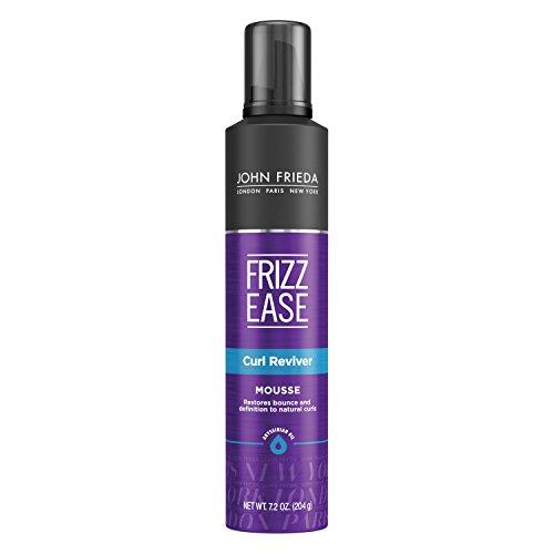 John Frieda Frizz Ease Curl Reviver Mousse, 7.2 Ounces
