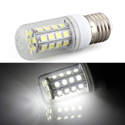 Sonline E27 7W 36 LED 5050 SMD Foco Lampara Bombilla 6500K Luz Blanco AC 220V