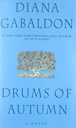 Book cover from The Drums of Autumn by Diana Gabaldon