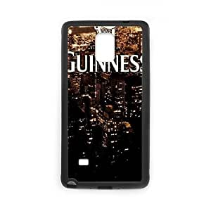Protection Cover Samsung Galaxy Note 4 N9108 Black Phone Case Jbvvj GUINNESS Personalized Durable Cases