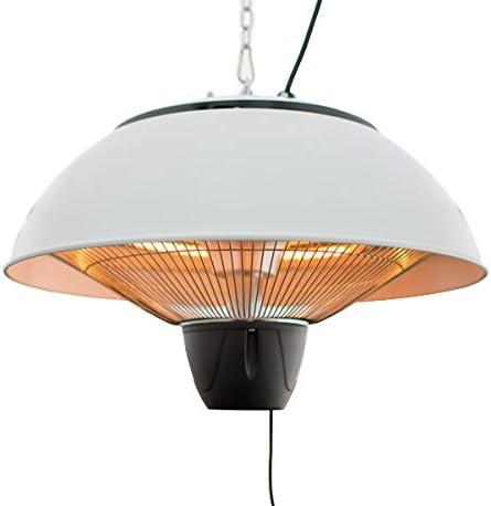 2 x 1.5 Kw 1500 Watt SK15 Infrarot Außen Terrasse Heizlampe Leuchtelement+Draht
