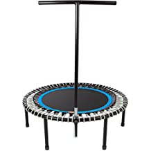 "bellicon Plus Trampoline 44"" with Screw-In Legs - Made in Germany - Best Bounce - 60 Day Online Workout Program"