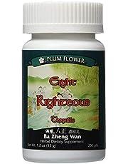 Eight Righteous Teapills (Ba Zheng San Wan), 200 ct, Plum Flower by Plum Flower