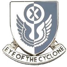 238th Aviation Regiment Unit Crest (Eye Of The Cyclone)
