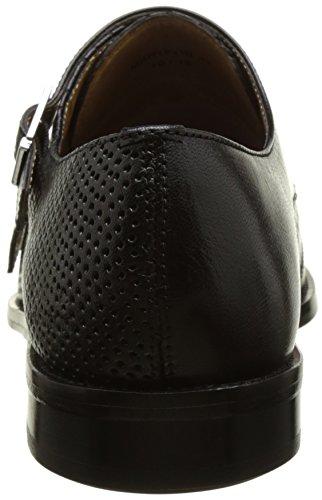 Melvin&Hamilton Martin 10, Zapatos de Cordones Derby para Hombre Noir (Black)