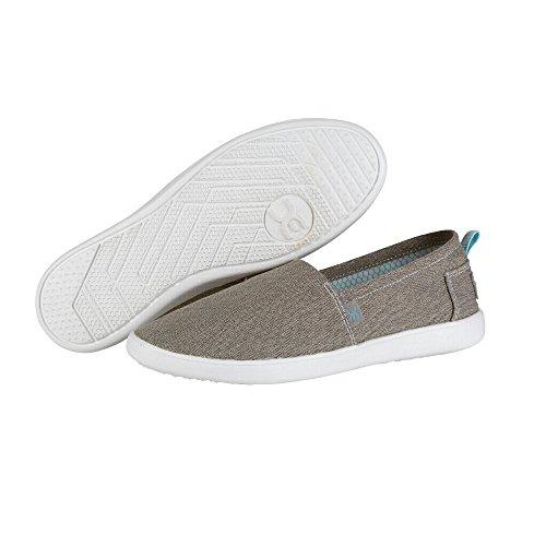 Capri Dude Slip On Stretch Beige Uk4 Shoes Eu37 Women s pqwFEz e7ba53286abe