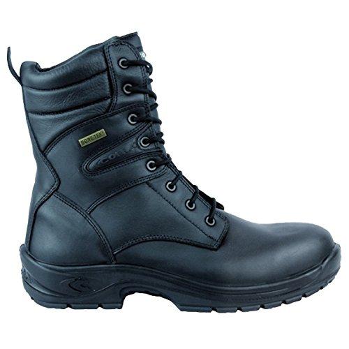 """Cofra 10240–000.w40Talla 40O2WR """"oficial de HRO FO SRC zapatos de seguridad, color negro"""