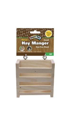 - Super Pet Natural Small Hay Manger
