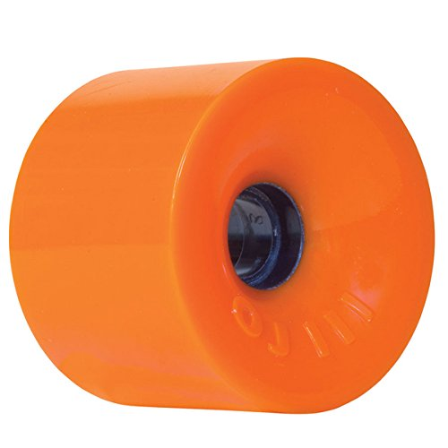 OJ 75mm Wheels Thunder Juice Orange 78a