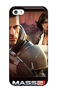 New Style New Arrival Premium Iphone 5/5s Case(mass Effect 2)