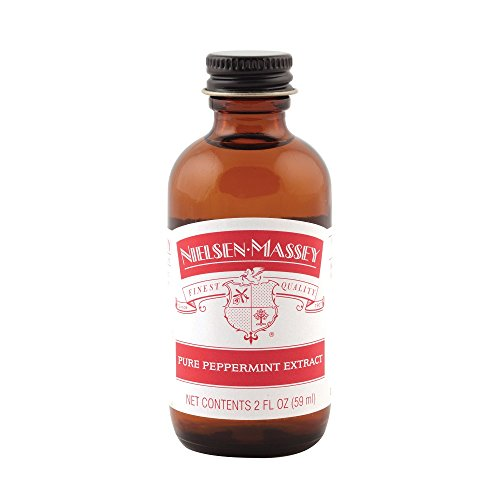 Nielsen-Massey Pure Peppermint Extract, with gift box, 2 ounces