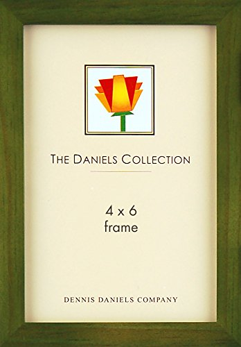 Amazoncom Dennis Daniels Gallery Woods Picture Frame 4 X 6