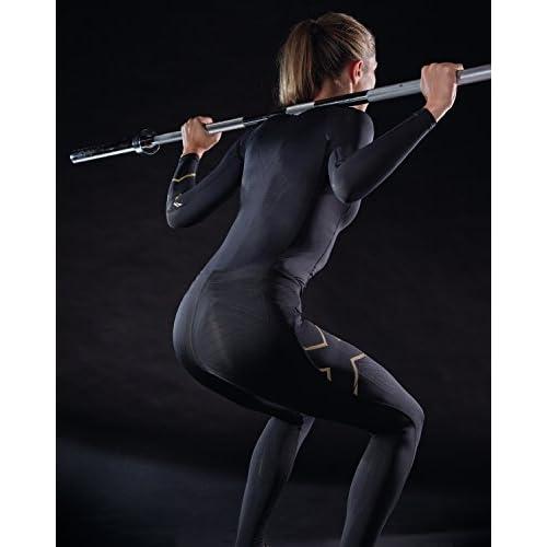 2x U Femme Wa4220MCS tous les sports Compression Collants