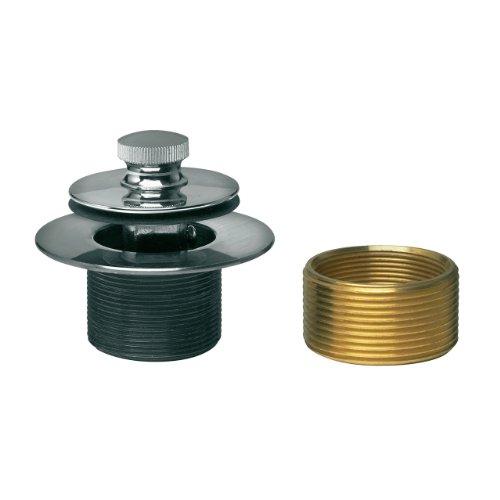 Oatey K27SN Dearborn Brass Uni-Lift Bathtub Drain Conversion Kit, Satin Nickel by Oatey