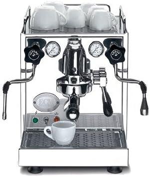 ECM Technika 85043 de acero inoxidable pulido Cafetera expreso: Amazon.es: Hogar