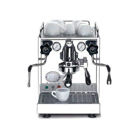 ECM Technika 85043 de acero inoxidable pulido Cafetera expreso ...