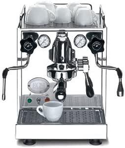 ECM Technika 85003 Acero Inoxidable Satinado Cafetera expreso ...