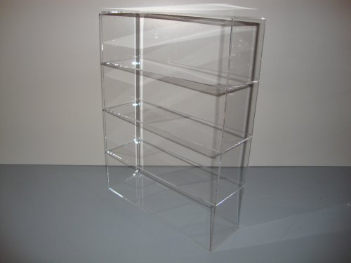 Compare price to countertop shelf clear plastic