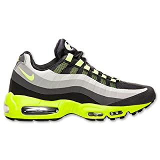 on sale 322be 69d9c NIKE Air Max 95 No Sew Mens Running Shoes 616190-070 Black 9 ...