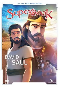 Superbook -- David And Saul