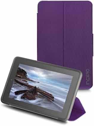 Incipio Clarion Folio Fire Case (5th Generation - 2015 release), Plum Purple