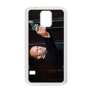 Transporter Samsung Galaxy S5 Cell Phone Case White Qvihn