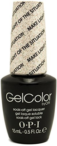 OPI Make Light of the Situation Gelcolor 0.5 oz