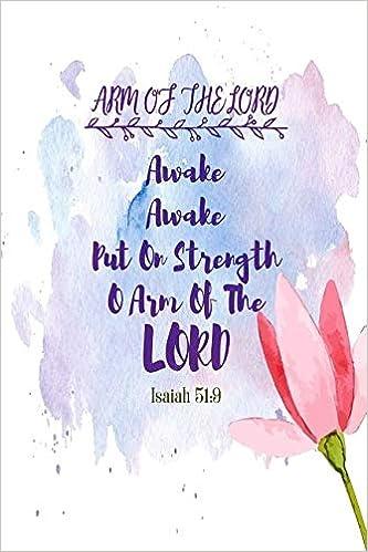 Awake, Awake, Put on Strength, O Arm of the Lord: Names of