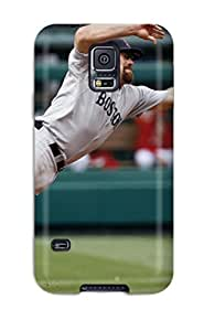 8716480K204428732 boston red sox MLB Sports & Colleges best Samsung Galaxy S5 cases