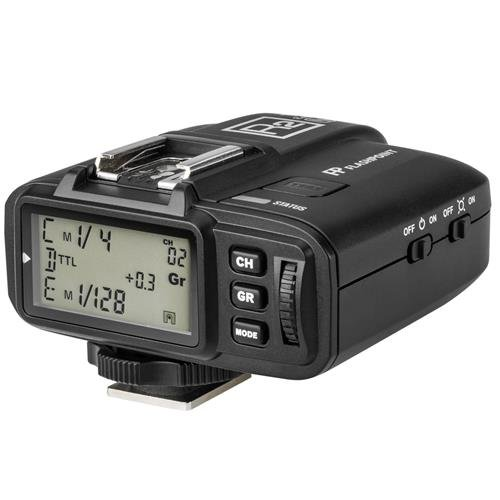 Flashpoint R2 iTTL 2.4G Wireless Transmitter for Nikon Cameras (X1T-N) by Flashpoint