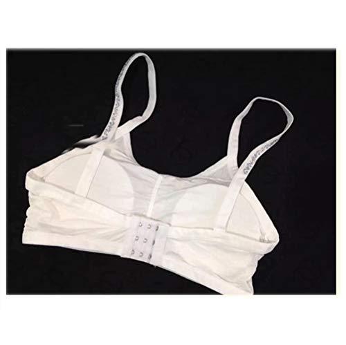 Slip Bianca colore Traspirante underwear Con Shatong Bianca Fascia Toracica ZwUSq1Bx