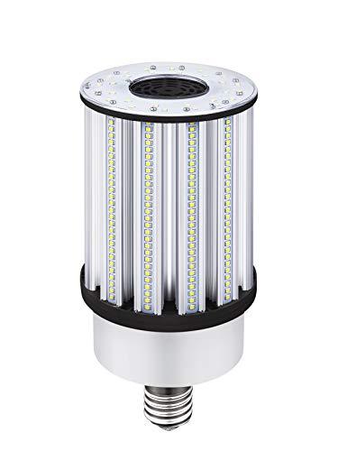 100W LED Corn Bulb, E39 Mogul Base LED Bulbs  5000K Daylight 13000Lm Replacement (400- 600W) Metal Halide HID/CFL for High Bay Parking Lot Factory Garage Warehouse Lights ()