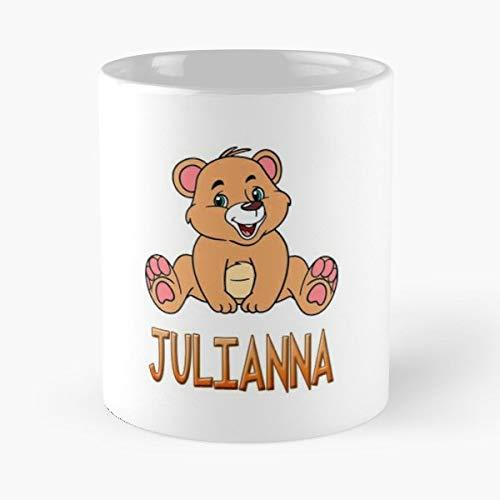 Julianna M - Morning Coffee Mug Ceramic Best Gift