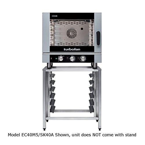 Moffat EC40M5 Turbofan Combi Oven