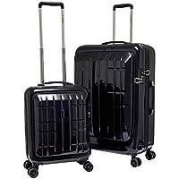 Travelers Club Luggage Flex-File 2-Piece Luggage Set