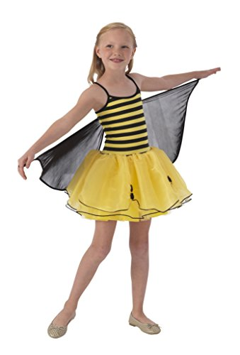 [KidKraft Winged Bumblebee Dress Up Costume - M] (Sweet Bee Girls Costumes)