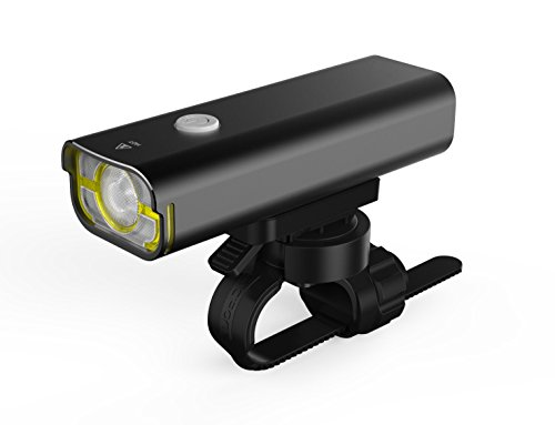 BrightRoad USB Rechargeable Bike Light product image